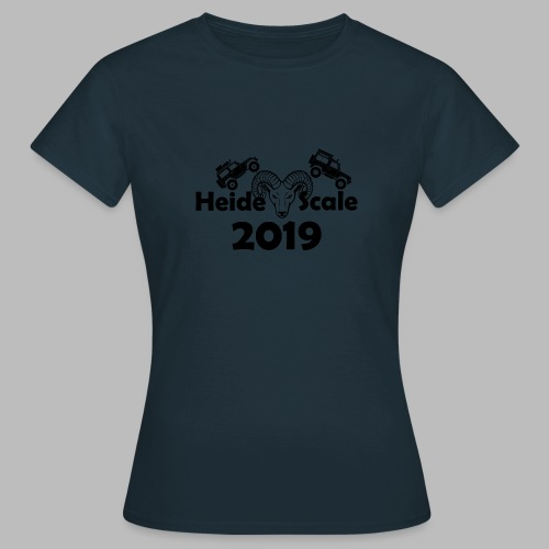 HeideScale 2019 - Frauen T-Shirt