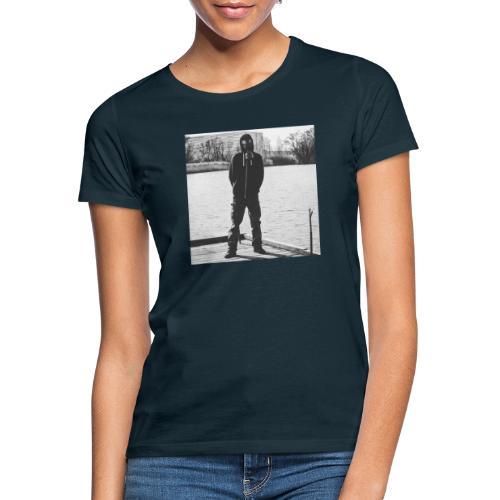 Gasmaske SW - Frauen T-Shirt