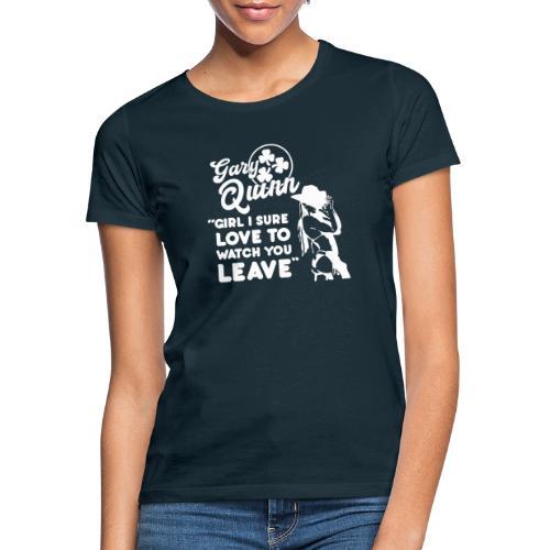 LTWYL white - Women's T-Shirt