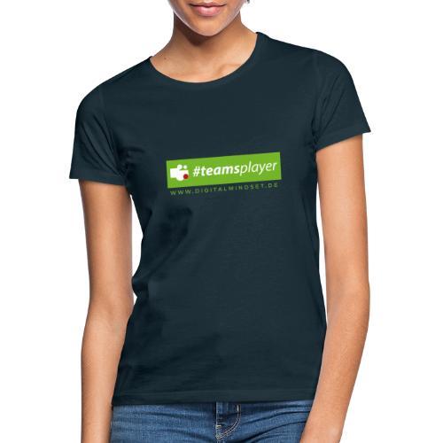 #teamsplayer - Frauen T-Shirt
