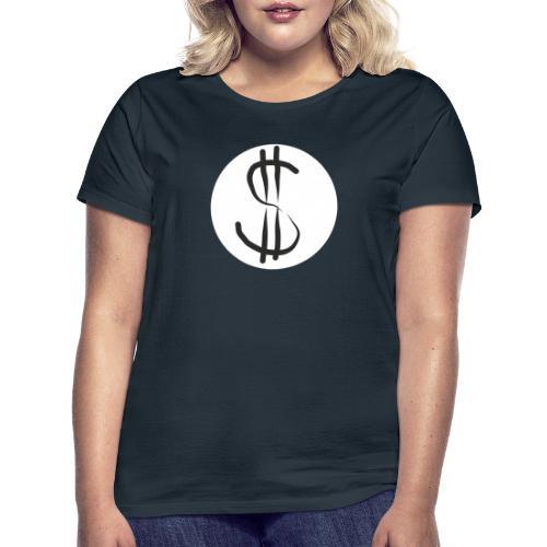 Dollar destroy - Frauen T-Shirt