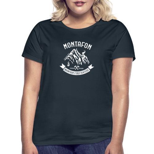 Feuerwehr Gaschurn in Weiß - Frauen T-Shirt