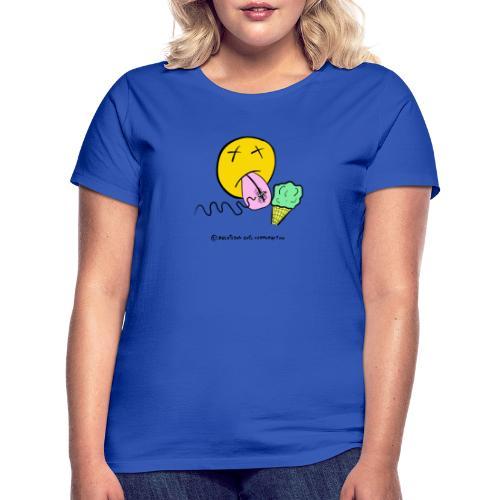 Cucurucho y mosca - Camiseta mujer
