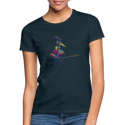Muusic - Maglietta da donna
