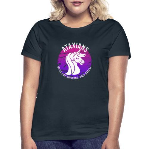 Atassiani - Siamo come unicorni, solo più rari! - Maglietta da donna