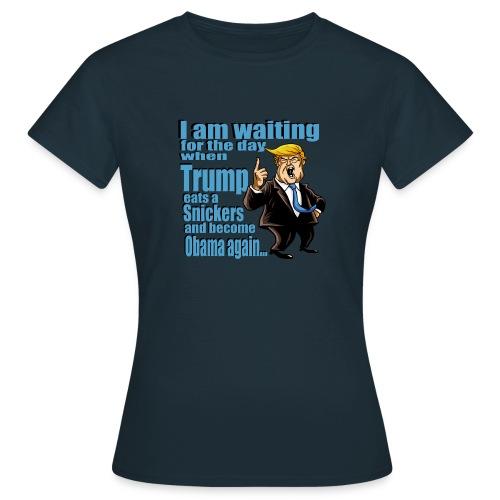 Trump - Frauen T-Shirt