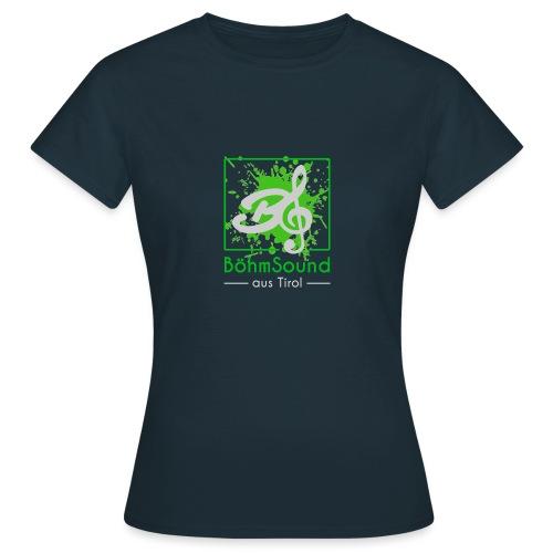 BöhmSound Farbe - Frauen T-Shirt