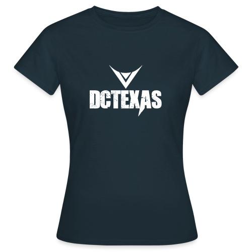 DCTexas2 White - Frauen T-Shirt