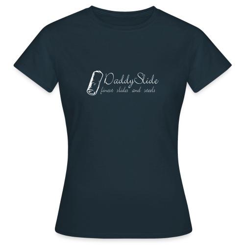 daddyslide schriftzug png - Frauen T-Shirt