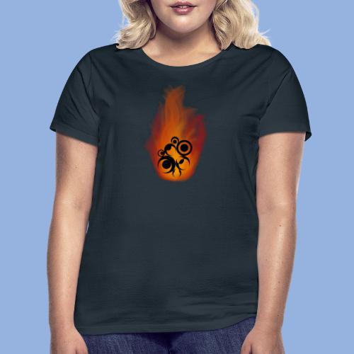 Should I stay or should I go Fire - T-shirt Femme