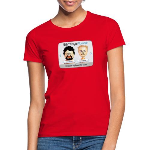 B&T Style Rumble - Maglietta da donna