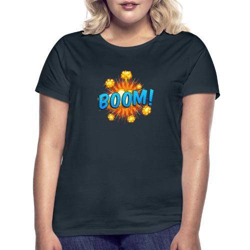 BOOM - Camiseta mujer