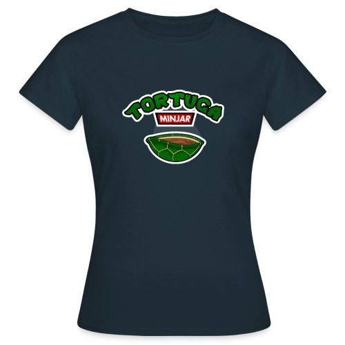 Tortuga Minjar - T-shirt Femme