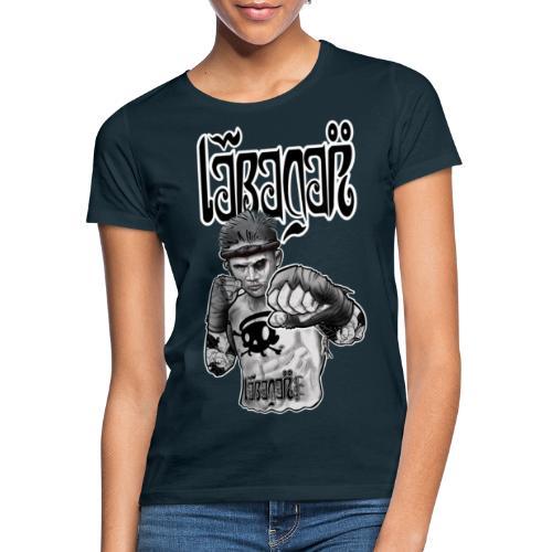 Buakaw black angel - T-shirt Femme