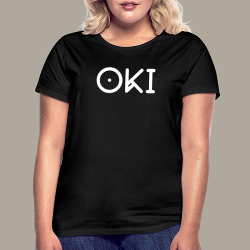 Oki Original - Han - T-shirt Femme