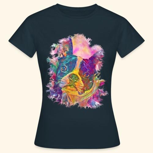 BULLDOG FRANCES - Camiseta mujer