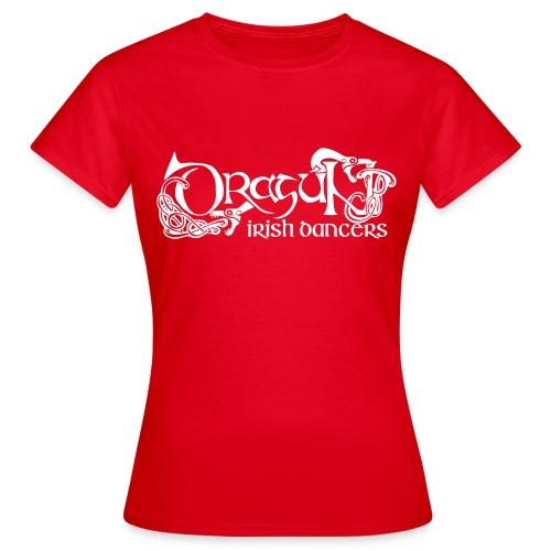 dragunlogo - Naisten t-paita