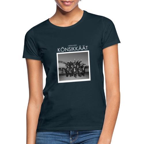 Könsikkäät - joulu saarella - Naisten t-paita