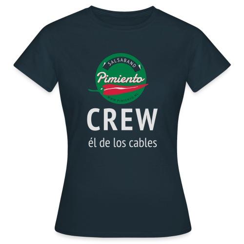 Pimiento Crew Gear - Vrouwen T-shirt