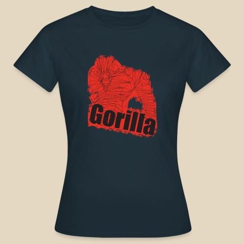 Red Gorilla - T-shirt Femme