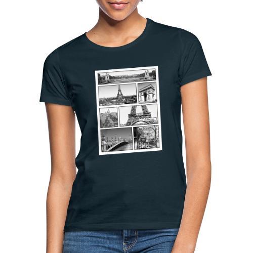 Paris manga - T-shirt Femme