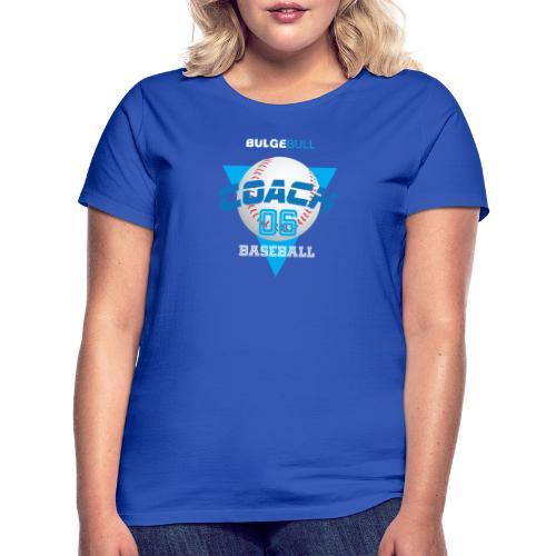 Béisbol Bulgebull - Camiseta mujer