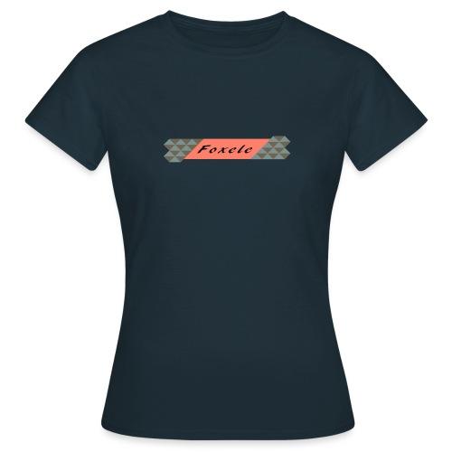 foxele band - Women's T-Shirt