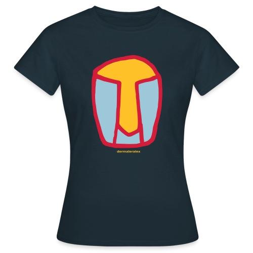 kopf abstrakt - Frauen T-Shirt