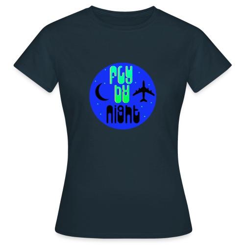 Fly By Night - Women's T-Shirt