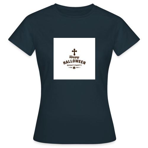 halloween - Women's T-Shirt