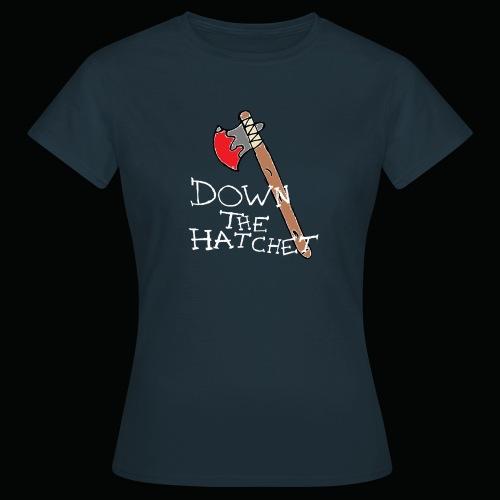 DTH Axe logo T-Shirt - Women's T-Shirt