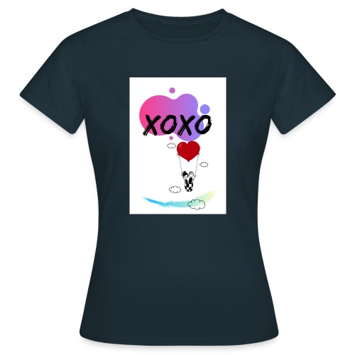 loveintheair - Camiseta mujer