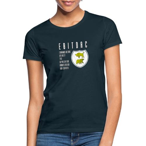 EBITDAC - Vintage - T-shirt dam