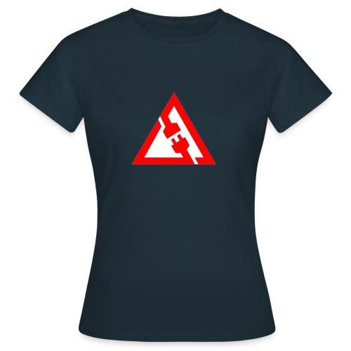 lag in rocket league - Vrouwen T-shirt