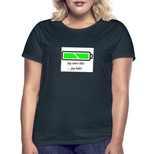 lader_2 - T-skjorte for kvinner