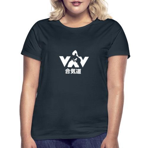 Aikido - Vrouwen T-shirt