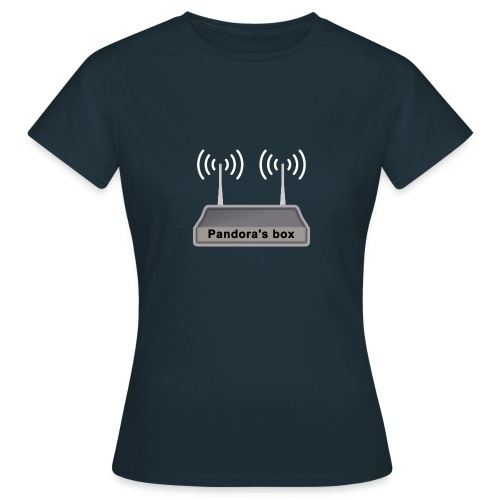 Pandora's box - Frauen T-Shirt