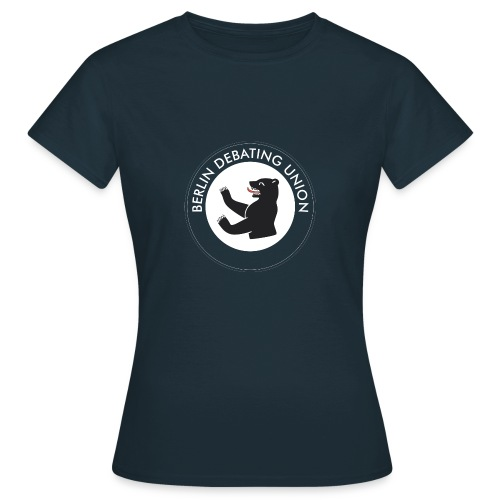 Rundes BDU Logo - Frauen T-Shirt