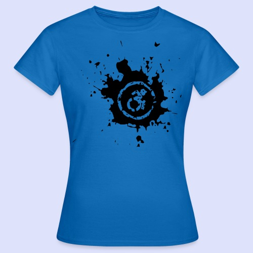 WheelChair Mafia Splash 001 - Women's T-Shirt