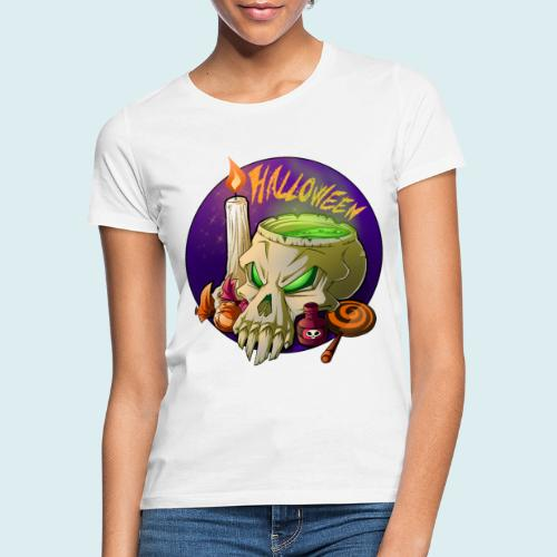 halloween - Maglietta da donna