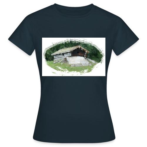 ivarstua d1 - T-skjorte for kvinner