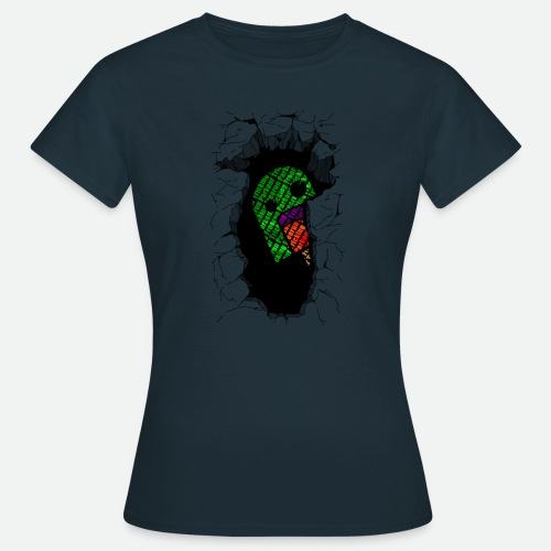 Boquete Titan Polito - Camiseta mujer