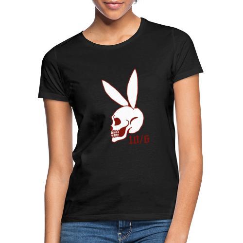 Dead rabbit - T-skjorte for kvinner