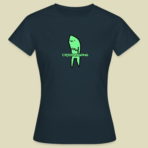 CreeNoGang - Frauen T-Shirt