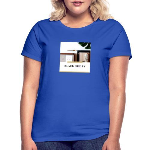 Black Friday - Camiseta mujer