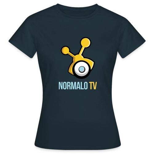 Zeichnung123 spread - Frauen T-Shirt