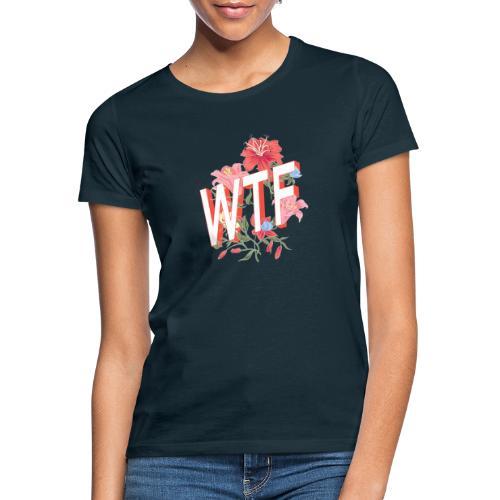 Wtf - Maglietta da donna