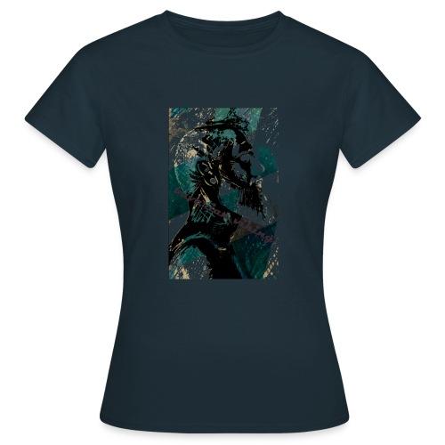 bavarian vikings - Frauen T-Shirt