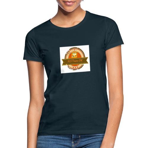 Hjarne 2 - Dame-T-shirt
