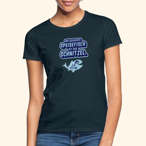 Schnitzelfisch - Frauen T-Shirt